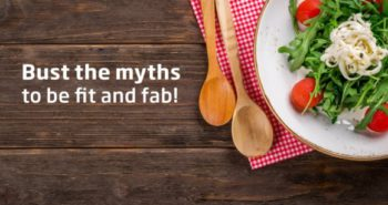 5 Diet Myths You Need To Stop Believing Right Now!